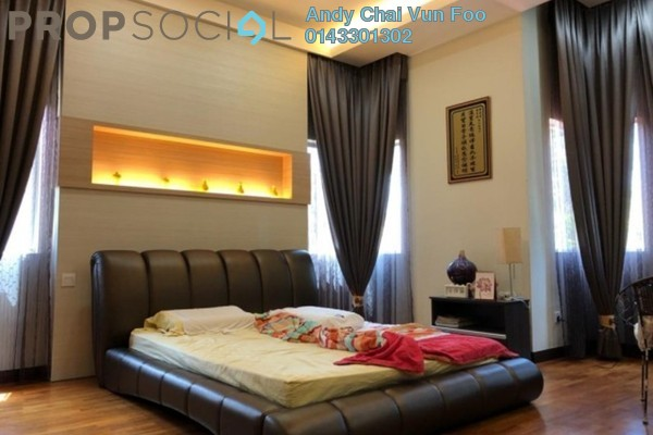 For Sale Semi-Detached at Setia Eco Park, Setia Alam Freehold Fully Furnished 5R/4B 1.7m
