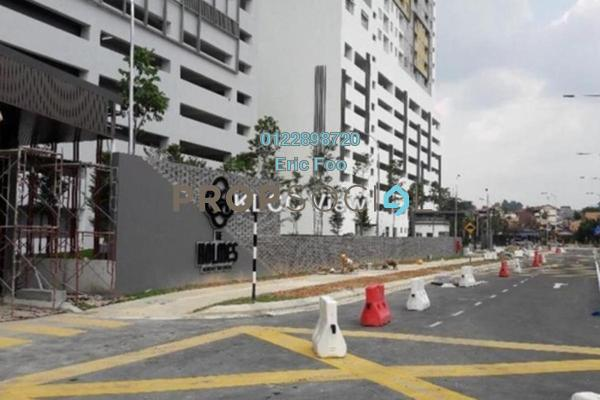 For Rent Condominium at The Holmes, Bandar Tun Razak Freehold Unfurnished 3R/2B 1.3k