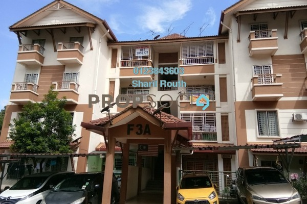 For Sale Townhouse at Gardenville Townvilla, Selayang Heights Leasehold Fully Furnished 3R/2B 400k