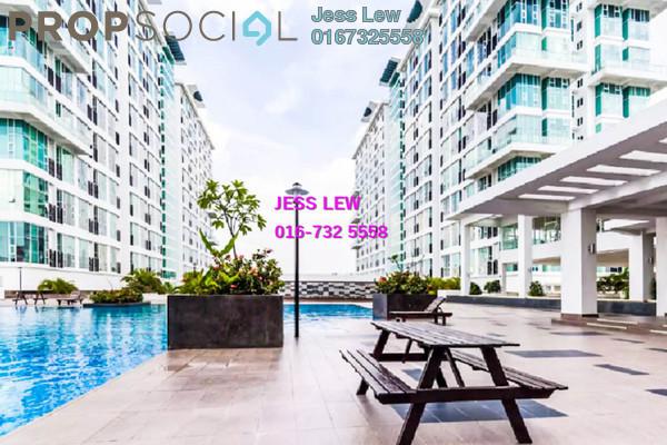 For Sale Duplex at The Scott Soho, Old Klang Road Freehold Semi Furnished 1R/2B 548k