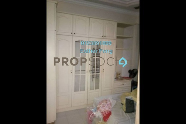 For Rent Terrace at Kepong Ulu, Kepong Freehold Semi Furnished 3R/2B 1.1k