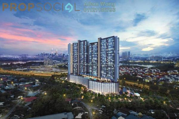 For Sale Condominium at Taman Kepong, Kepong Leasehold Unfurnished 3R/2B 300k
