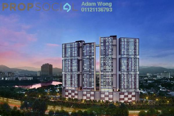 For Sale Condominium at Taman Sri Gombak, Batu Caves Leasehold Unfurnished 3R/2B 300k