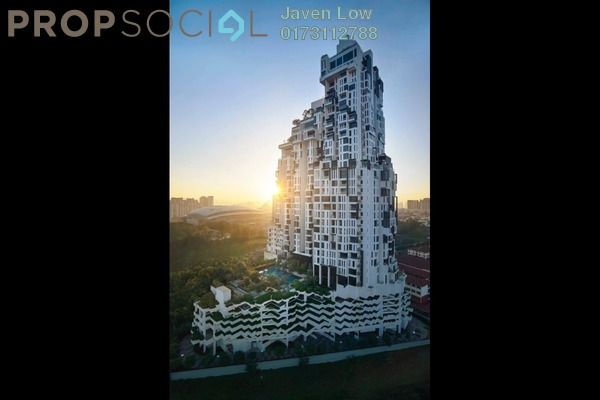 For Sale Condominium at Icon Residence (Mont Kiara), Dutamas Freehold Semi Furnished 2R/2B 859k