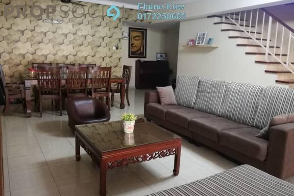 For Sale Terrace at Taman Meranti Jaya, Puchong Freehold Semi Furnished 5R/4B 850k