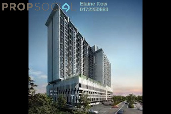 For Sale Condominium at V12 Sovo, Shah Alam Leasehold Semi Furnished 1R/1B 290k
