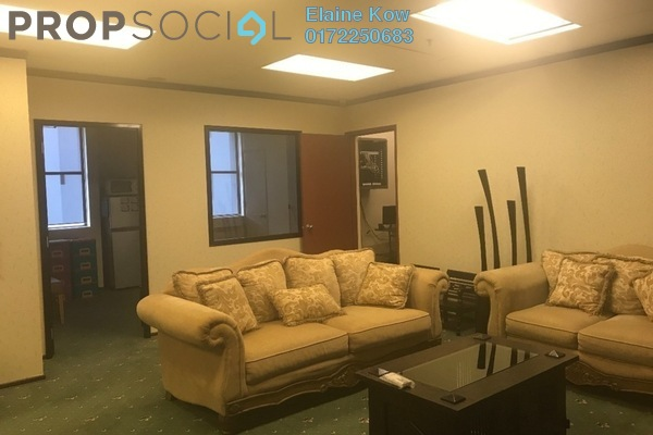 For Sale Office at Plaza Mont Kiara, Mont Kiara Freehold Semi Furnished 0R/0B 1.28m