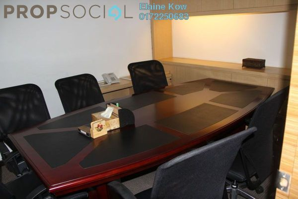 For Sale Office at Wisma UOA I, KLCC Freehold Fully Furnished 0R/0B 5.5m