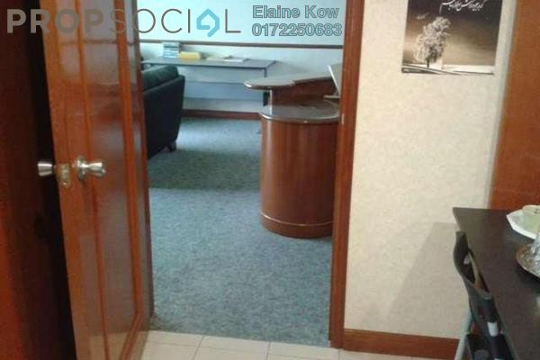 For Sale Office at Plaza 138, KLCC Freehold Semi Furnished 0R/0B 550k