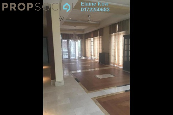 For Sale Bungalow at Bukit Tunku, Kenny Hills Freehold Semi Furnished 4R/4B 15m