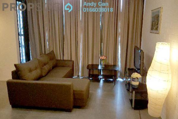 For Rent Serviced Residence at Empire Damansara, Damansara Perdana Freehold Fully Furnished 1R/2B 1.5k
