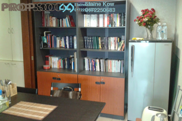 For Rent Office at Plaza 138, KLCC Freehold Semi Furnished 1R/1B 3.2k