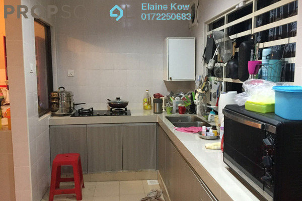 For Sale Terrace at Saujana Puchong, Puchong Freehold Semi Furnished 4R/3B 570k