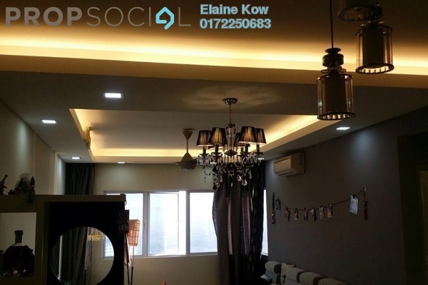For Rent Condominium at Koi Kinrara, Bandar Puchong Jaya Freehold Fully Furnished 2R/2B 1.4k