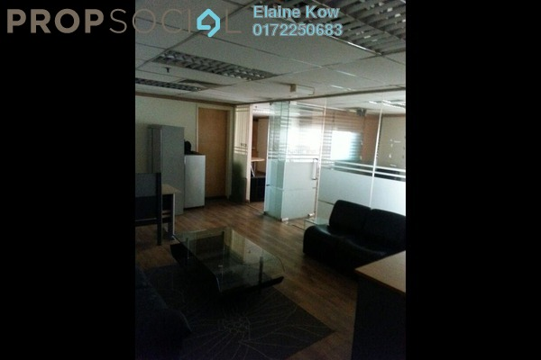 For Rent Office at Plaza 138, KLCC Freehold Fully Furnished 0R/0B 3.1k