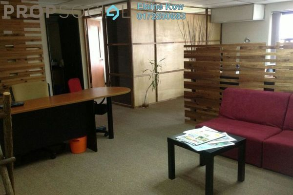 For Rent Office at Plaza 138, KLCC Freehold Fully Furnished 0R/0B 2.9k