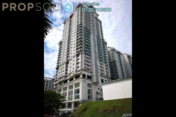 For Sale Condominium at Metropolitan Square, Damansara Perdana Freehold Unfurnished 0R/0B 342k