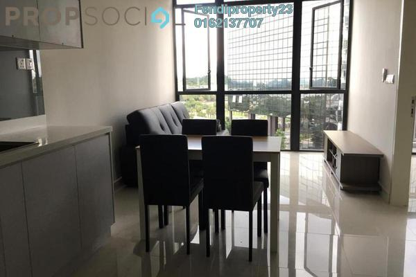 For Rent Condominium at Third Avenue, Cyberjaya Freehold Fully Furnished 1R/1B 1.4k