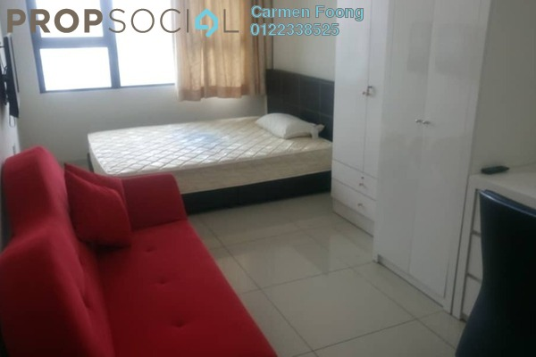 For Rent Condominium at Centrestage, Petaling Jaya Freehold Fully Furnished 0R/1B 1.5k