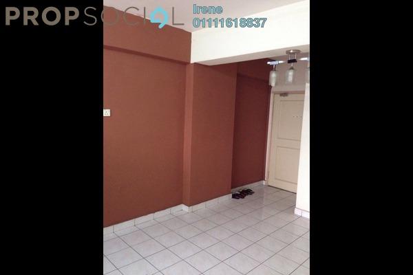 For Rent Condominium at Bayu Tasik 1, Bandar Sri Permaisuri Freehold Semi Furnished 3R/2B 1.5k