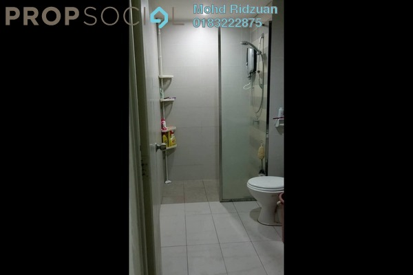 For Rent Serviced Residence at Menara U, Shah Alam Freehold Semi Furnished 2R/1B 1.25k