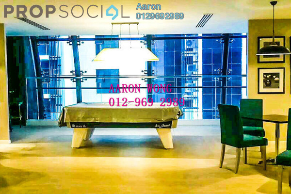 For Rent SoHo/Studio at M City, Ampang Hilir Freehold Fully Furnished 1R/1B 1.7k