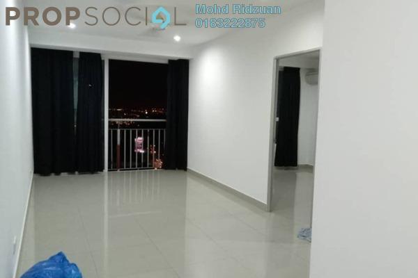For Rent Serviced Residence at Menara U, Shah Alam Freehold Semi Furnished 2R/1B 300translationmissing:en.pricing.unit