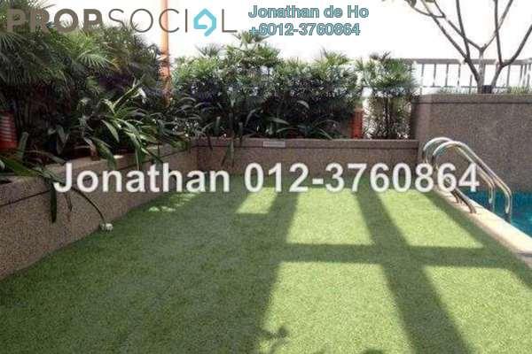 For Rent SoHo/Studio at Subang SoHo, Subang Jaya Freehold Fully Furnished 1R/1B 1.95k