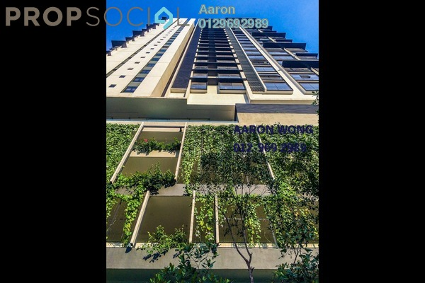 For Rent Condominium at The Horizon Residences, KLCC Freehold Fully Furnished 1R/1B 2.3k