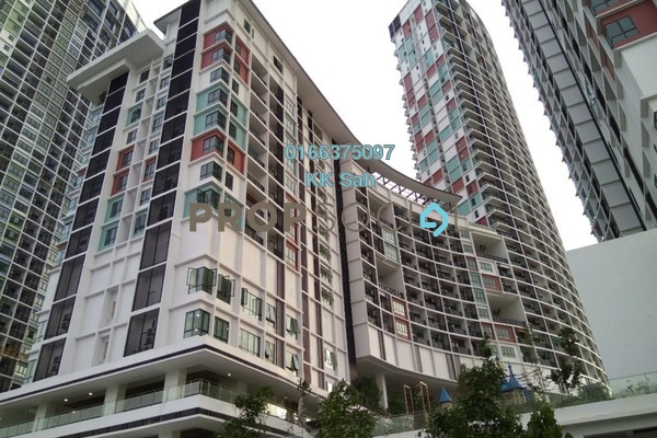 For Sale SoHo/Studio at i-City, Shah Alam Freehold Fully Furnished 1R/1B 315k