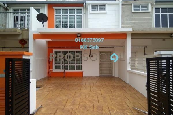 For Sale Link at Taman Pelangi Semenyih 2, Semenyih Freehold Semi Furnished 4R/3B 460k
