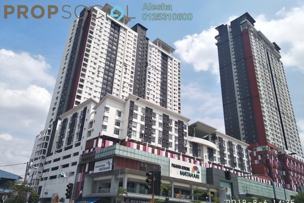 For Sale Shop at Axis Atrium, Pandan Indah Freehold Unfurnished 0R/0B 581k