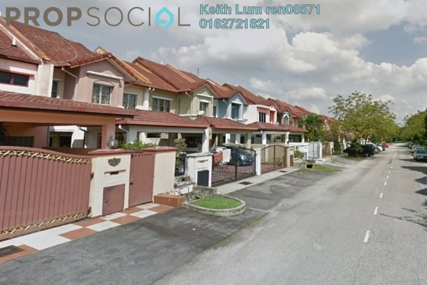 For Sale Terrace at SS19, Subang Jaya Leasehold Unfurnished 4R/3B 630k