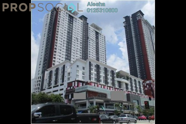 For Sale Shop at Axis Atrium, Pandan Indah Freehold Unfurnished 0R/0B 523k