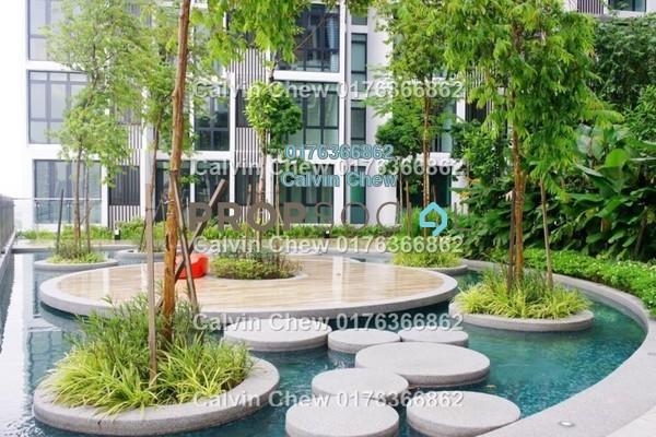 For Sale Serviced Residence at H2O Residences, Ara Damansara Freehold Unfurnished 3R/2B 560k
