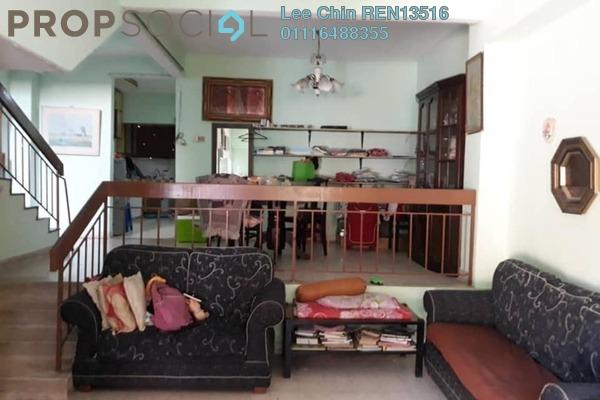 For Sale Terrace at Taman Mudun, Batu 9 Cheras Freehold Semi Furnished 4R/3B 468k