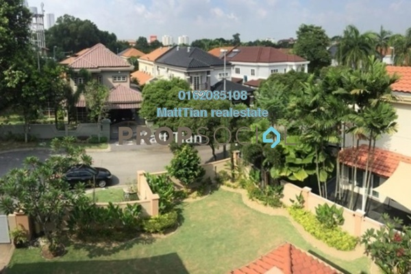 For Sale Bungalow at D'Villa, Kota Damansara Freehold Semi Furnished 5R/6B 3.88m