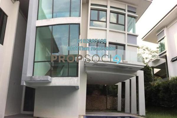 For Sale Bungalow at The Reserve, Kemensah Freehold Unfurnished 5R/5B 5.4m