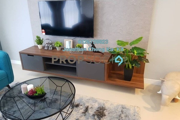 For Rent Condominium at Pavilion Hilltop, Mont Kiara Freehold Fully Furnished 3R/2B 4k