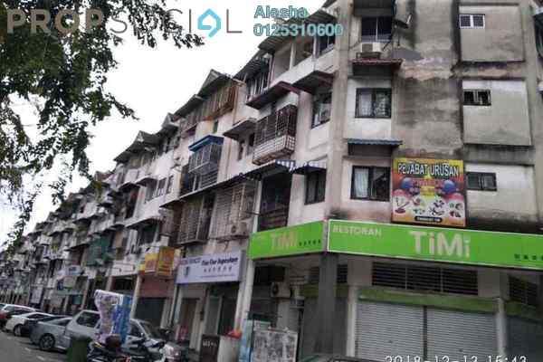 For Sale Shop at Taman Muda, Pandan Indah Freehold Unfurnished 0R/0B 81k