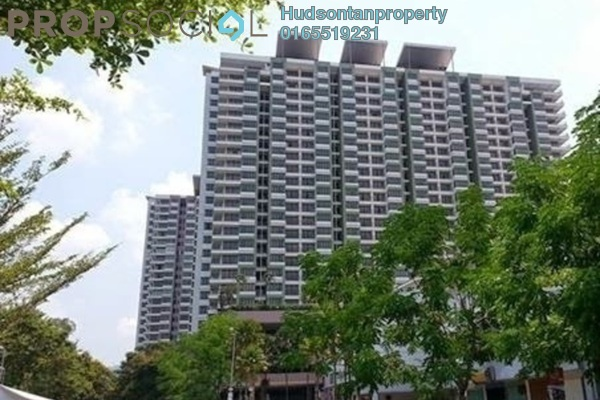 For Sale Condominium at One Damansara, Damansara Damai Freehold Semi Furnished 3R/2B 365k