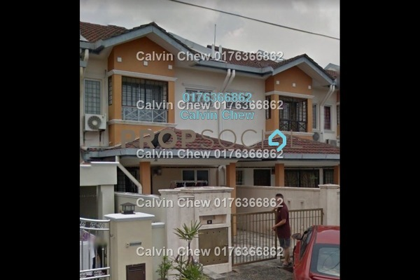 For Sale Terrace at Taman Lestari Putra, Bandar Putra Permai Freehold Unfurnished 4R/0B 350k