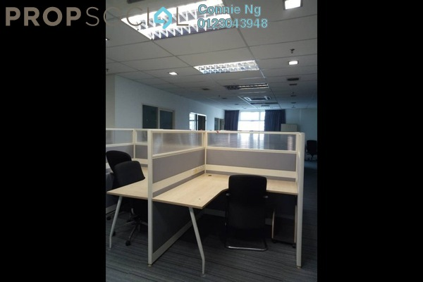For Rent Office at Metropolitan Square, Damansara Perdana Freehold Fully Furnished 6R/0B 5.1k