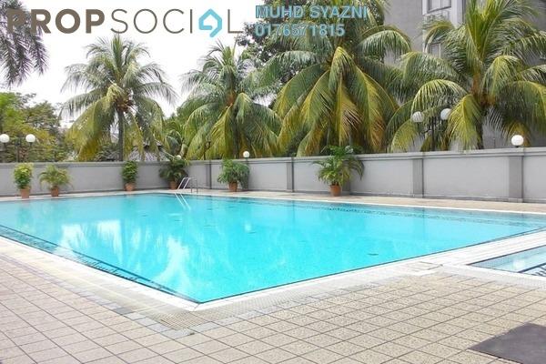 For Sale Condominium at Sri Permata, Shah Alam Freehold Semi Furnished 2R/2B 330k
