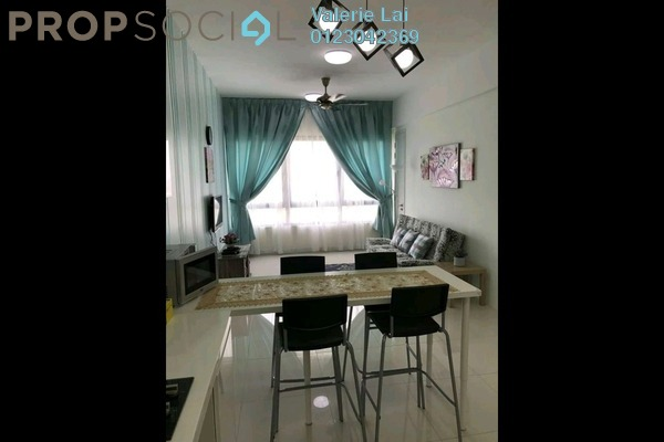 For Rent Serviced Residence at Tropicana Metropark, Subang Jaya Freehold Fully Furnished 1R/1B 1.75k