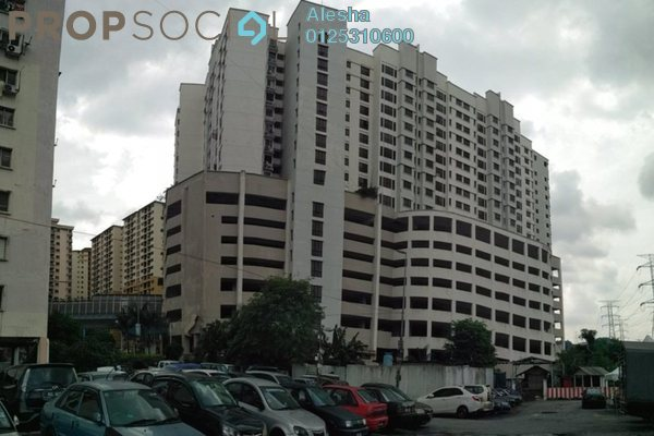 For Sale Serviced Residence at Pelangi Damansara Sentral, Mutiara Damansara Freehold Unfurnished 0R/0B 8.51m