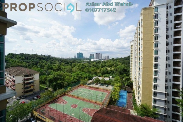 For Sale Condominium at Villa Park, Seri Kembangan Freehold Semi Furnished 3R/2B 380k