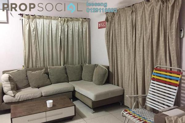 For Rent Terrace at Setia Impian, Setia Alam Freehold Fully Furnished 4R/3B 1.79k