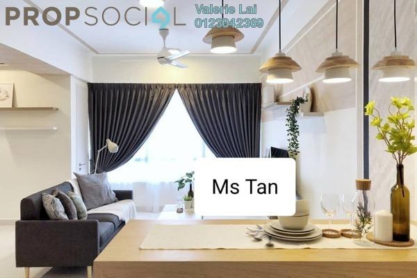 For Rent Condominium at Tropicana Metropark, Subang Jaya Freehold Fully Furnished 1R/1B 1.75k