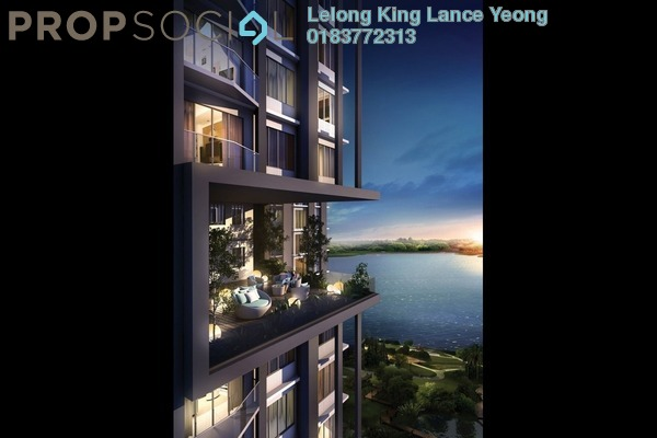 For Sale Condominium at Aurora Residence @ Lake Side City, Puchong Leasehold Unfurnished 0R/0B 378k